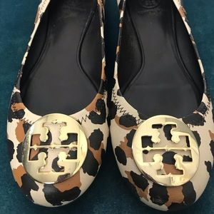 ToryBurch Leopard Print Shoes